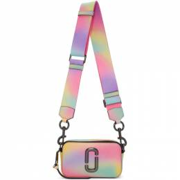 Marc Jacobs Multicolor Small Airbrush Snapshot Camera Bag M0015789
