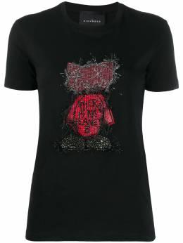 John Richmond декорированная футболка Belize RWA19141TS