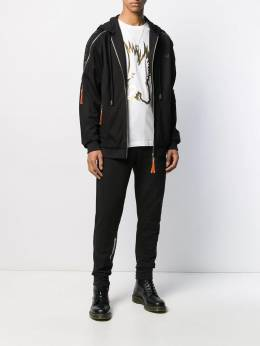 John Richmond куртка Harriman с капюшоном RMA19090FE