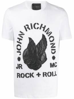 John Richmond футболка Spotlight RMA19176TS