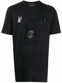John Richmond футболка с логотипом RMA19111TS