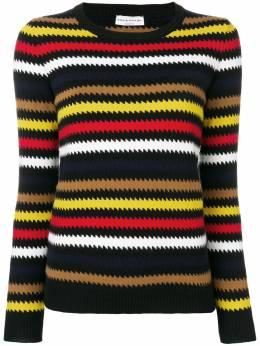 Sonia Rykiel свитер в полоску 11550903VD