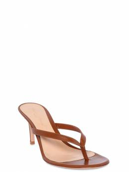 70mm Leather Thong Sandals Gianvito Rossi 71IAI4015-Q1VPSU81