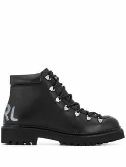 Karl Lagerfeld ботинки Kombat II KL428500000