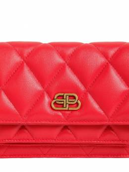 Xs Sharp Quilted Leather Belt Bag Balenciaga 71IIUT024-NjQwNg2