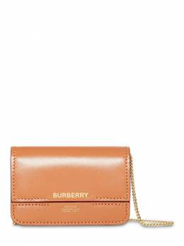 Jody Smooth Leather Wallet Chain Burberry 71ID1H054-QTQxODY1