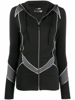 Plein Sport dotted panels performance jacket PPWJB1120STE003N
