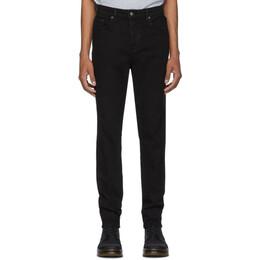 Ksubi Black Wolf Gang Laid Back Jeans 201088M18602006GB