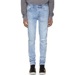Ksubi Blue Van Winkle The Streets Stitched Jeans 201088M18601503GB