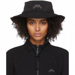 A-Cold-Wall* Black Bucket Hat 192891F01500201GB