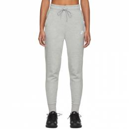 Nike Grey NSW Tech Fleece Lounge Pants 201011F08601904GB