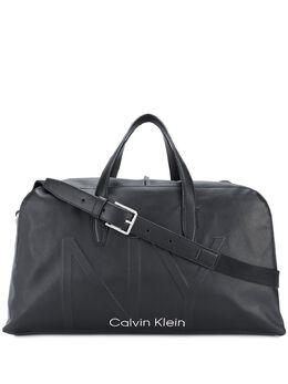 Calvin Klein сумка-тоут с логотипом K50K505271