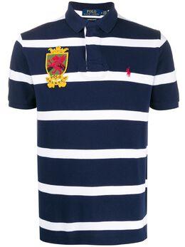 Polo Ralph Lauren полосатая рубашка-поло 710775926