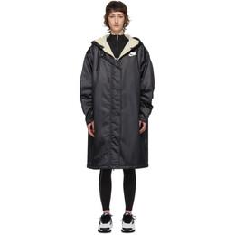 Nike Black Sportswear Parka 201011F05915903GB