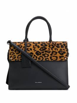 Karl Lagerfeld сумка K/Ikon с верхними ручками 96KW3265779