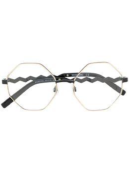 Missoni очки в восьмиугольной оправе MI380V02