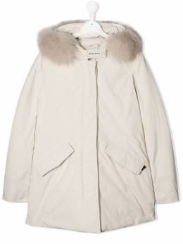 Woolrich Kids TEEN Luxury Arctic parka coat WKCPS2100TUT0573