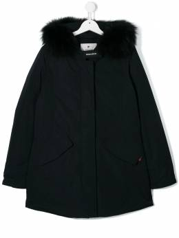 Woolrich Kids Luxury Arctic hooded parka coat WKCPS2100TUT0573