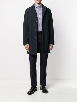 Rrd однобортное пальто стандартного кроя W1905560