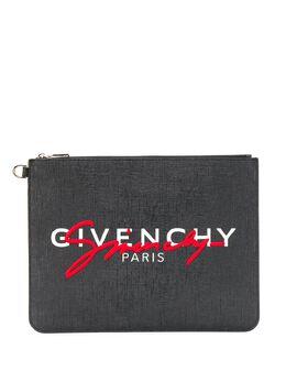 Givenchy клатч с логотипом BK600JK0VM