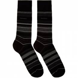 Boss Black Multi Stripe Socks 201085M22010601GB