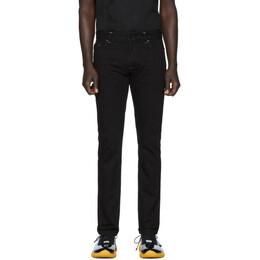 Fendi Black Micro FF Jeans 201693M18615708GB