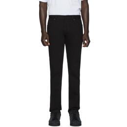 Fendi Black FF Velvet Tape Jeans 201693M18616107GB