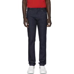 Fendi Indigo Stretch Slim Fit Jeans 201693M18615908GB