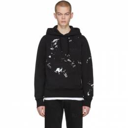 Helmut Lang Black Standard Painter Hoodie 201154M20201503GB