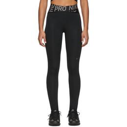 Nike Black Pro Intertwist Leggings 201011F08510502GB