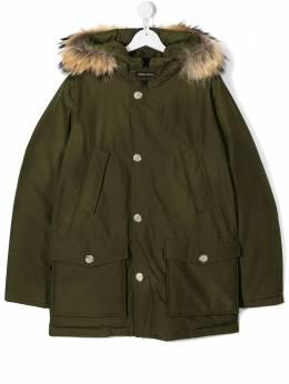 Woolrich Kids TEEN Arctic parka coat WKCPS2123TUT0641