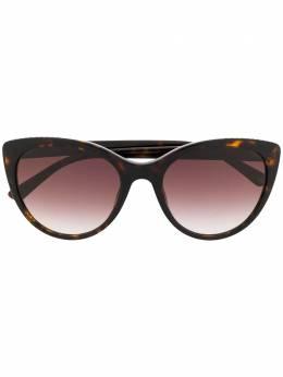 Nina Ricci солнцезащитные очки в оправе 'кошачий глаз' SNR225S