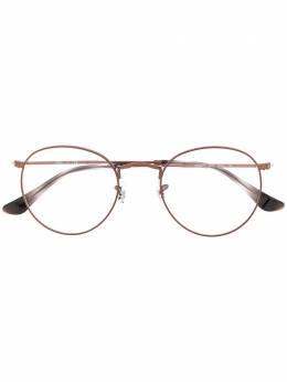 Ray Ban очки в круглой оправе RB3447V