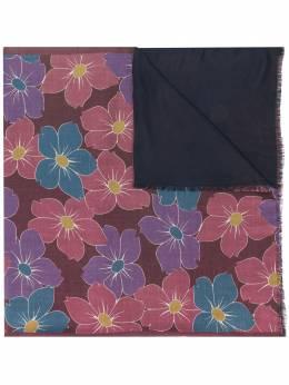 Dell'oglio шарф с цветочным принтом ANDALOS1605