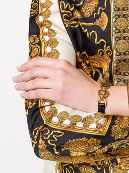 Versace браслет с декором Medusa DG0H386DMTN