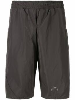 A-Cold-Wall* спортивные шорты с логотипом ACWMF19TNC01