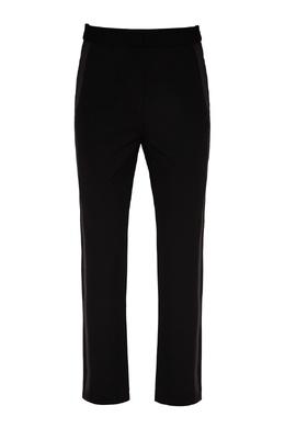 Черные эластичные брюки Maje 888166783
