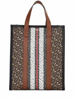 Sm Monogram & Canvas Tote Bag Burberry 71ID1H025-QTc0MzI1