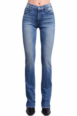 The Runaway Skinny Flared High Jeans Mother 71IRT4012-UElT0