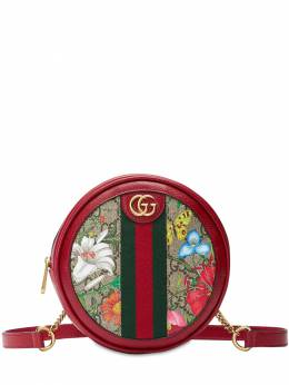 Ophidia Flora Gg Supreme Round Backpack Gucci 71IIJS023-ODcyMg2