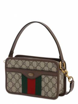 Coated Gg Supreme Ophidia Shoulder Bag Gucci 71IH0L031-ODc0NQ2