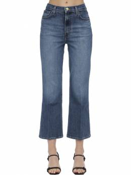 Julia Cropped Cotton Jeans J Brand 71IABT012-SjQ1NzIy0