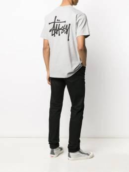 Stussy футболка с логотипом 1904464
