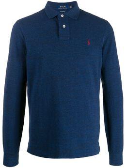 Polo Ralph Lauren рубашка-поло с длинными рукавами 710680790