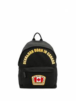 Dsquared2 Dean & Dan Born In Canada backpack BPM000411700400