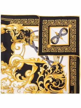 Versace платок с принтом Baroque IFO9001A233525