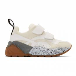 Stella McCartney White Eclypse Sneakers 491513W1EB7