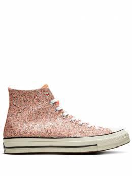Converse кроссовки JW Glitter Chuck 70 164695C