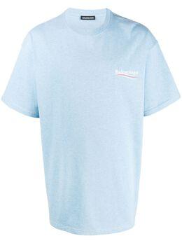 Balenciaga футболка с логотипом 570803TBV42