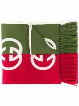 Gucci шарф с логотипом GG 5756064G184